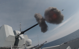 Formidable Shield 2021 ha confermato la leadership tecnologica dei sistemi navali di Leonardo