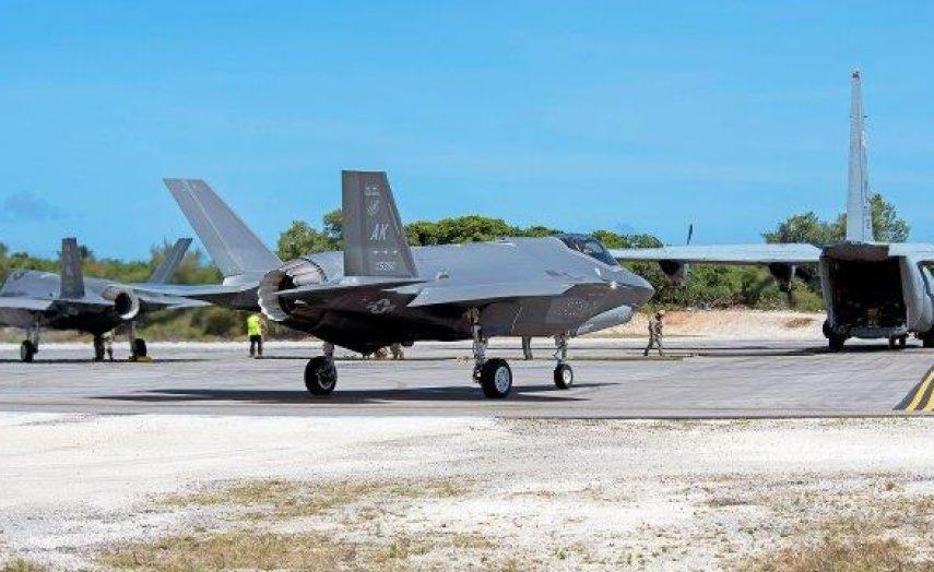 Guam-Austere-F-35-operations