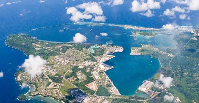 US_Navy_060920-N-0000X-001_An_aerial_view_of_U.S._Naval_Base_Guam_Sept._20,_2006_(cropped)