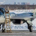 I probabili clienti del caccia di quinta generazione russo Sukhoi Su-57