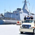 Al-Sisi inaugura una nuova base navale egiziana nel Mediterraneo
