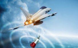 Ultimi test della US Air National Guard della contromisura BriteCloud di Leonardo