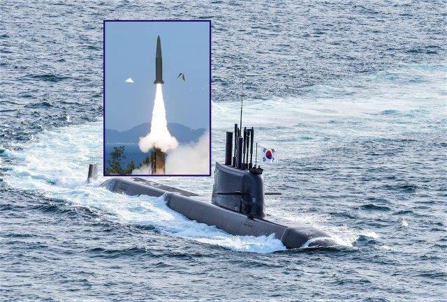 South-Korea-Test-Fires-SLBM-Ballistic-Missile-from-new-KSS-III-Submarine