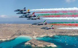 L'Aeronautica Militare ha festeggiato i 60 Anni della Pattuglia Acrobatica Nazionale