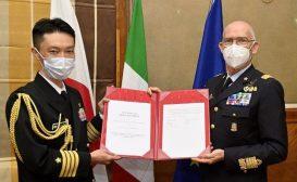 Anche il Giappone sceglie la IFTS per addestrare i suoi piloti militari in Italia